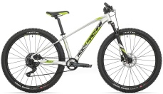 Rock Machine Blizz 27 LTD (XS) gloss silver/DVO green/black 2021