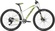 Rock Machine Blizz 27 HD LTD (XS) gloss silver/DVO green/black 2020
